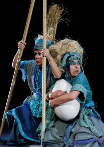 Nómadas, de Teatro Paraíso.