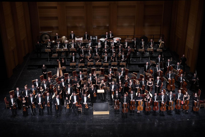 Orquesta Sinfónica de Madrid.