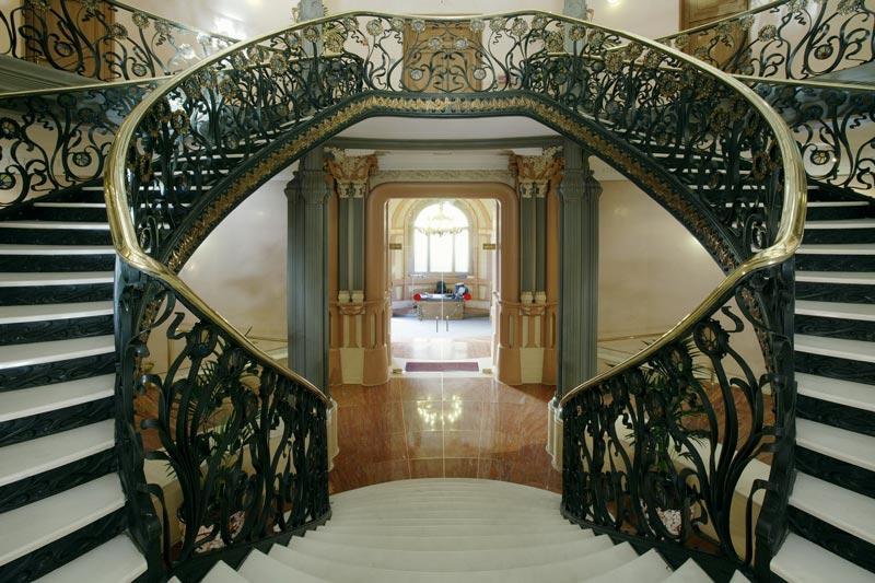 Palacio de Longoria.
