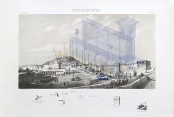 Vallas de la frontera en Ceuta y Melilla Infografias