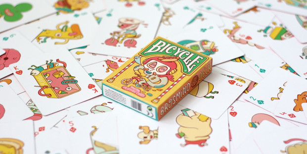 Brosmind Deck / Bicycle / 2013.