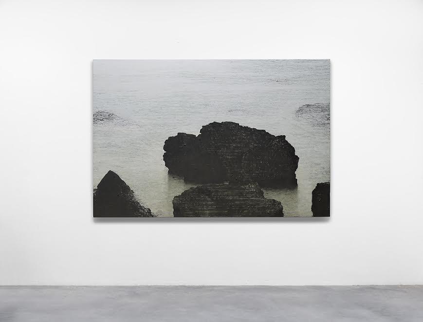 Hugo Fontela, Norte 7, 2017. Galería Marlborough.