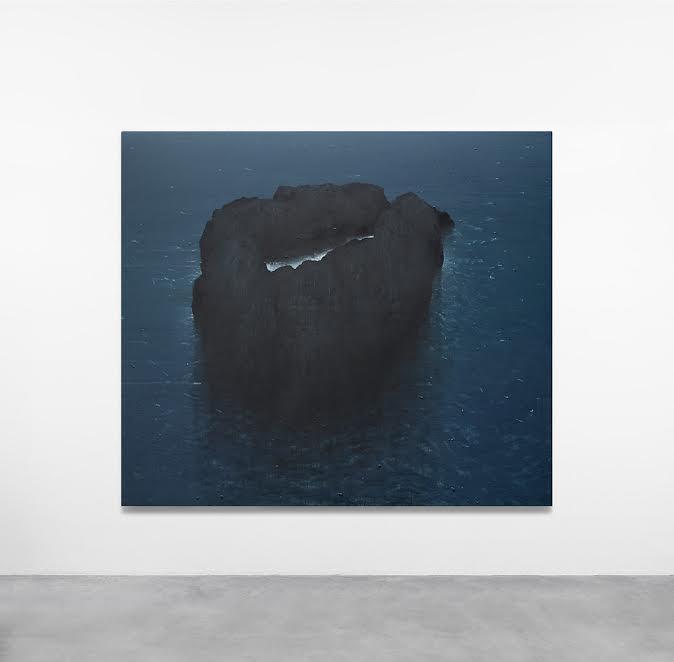 Hugo Fontela, <em>Norte 4</em>, 2017. Galería Marlborough.