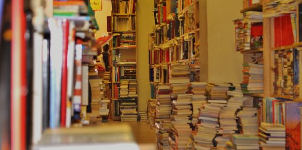Libros. Foto: Jaime Diarte.
