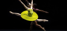 Compañía Nacional de Danza. The Vertiginous Thrill of Exactitute. Foto Jesús Vallinas.