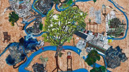 Kown Inkyung, Heart-land, 2014.