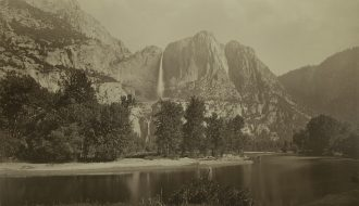 Exposición 'Watkins, el paisaje de Estados Unidos en la colección fotográfica de Sorolla'.