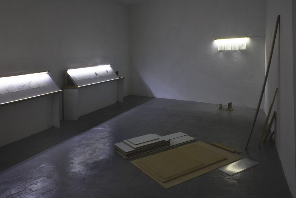Exposición 'AFTERPLAN', de Jan Mattews.