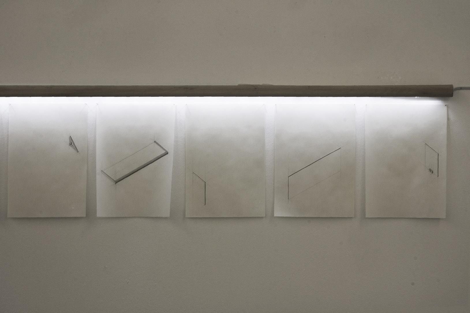 Exposición 'AFTERPLAN', de  Jan Mattews.