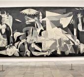 Exposición 'Piedad y terror en Picasso: el camino a Guernica'. Foto: Sonia Aguilera.