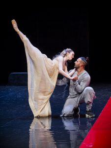 Romeo y Julieta. Foto: Joerg Wiesner.