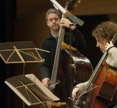 Trío de la Orquesta Barroca de Sevilla.