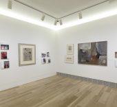 Exposición 'Una edad de oro: Arquitectura en Asturias 1950-1965'. Foto: Marcos Morilla.
