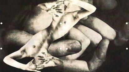 Karel Teige, S. t., 1943. Fotocollage.