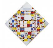 Piet Mondrian, Victory Boogie Woogie, 1942–1944.