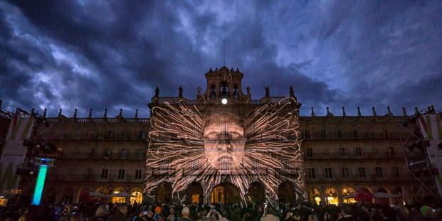 Festival de Luz y Vanguardias de Salamanca