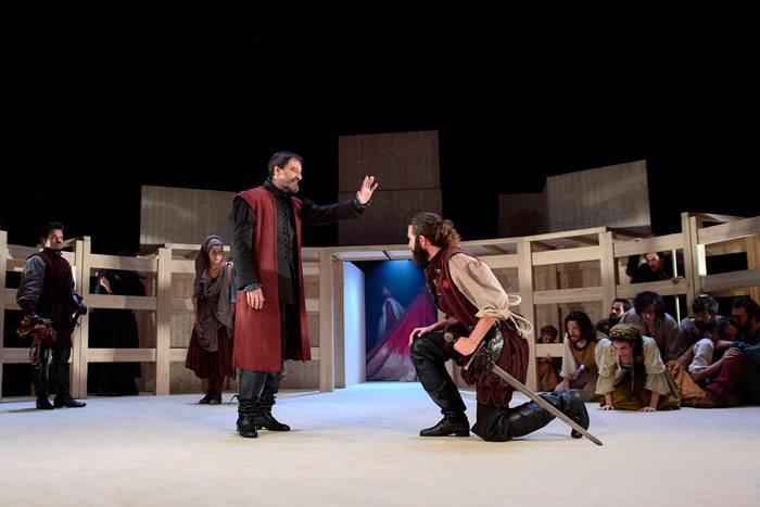 Fuente Ovejuna, La Joven Compañía Nacional de Teatro Clásico.