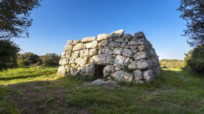 Navetes de Rafal Rubí. Menorca.