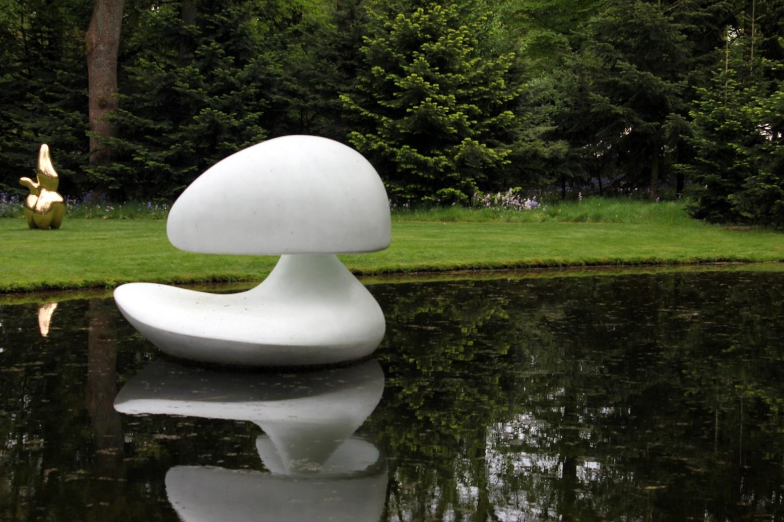 Jardín de esculturas del Museo Kröller-Müller. Foto: Jaime Diarte.