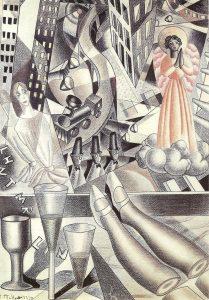 Maruja Mallo. Estampa Cinética, 1927.