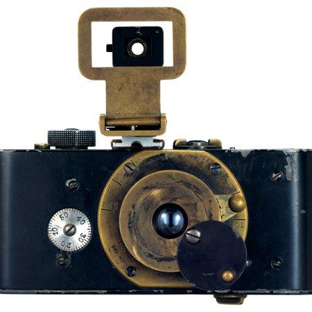 Modelo Ur Leica construida por Oskar Barnack en 1914. Leica Camera AG.