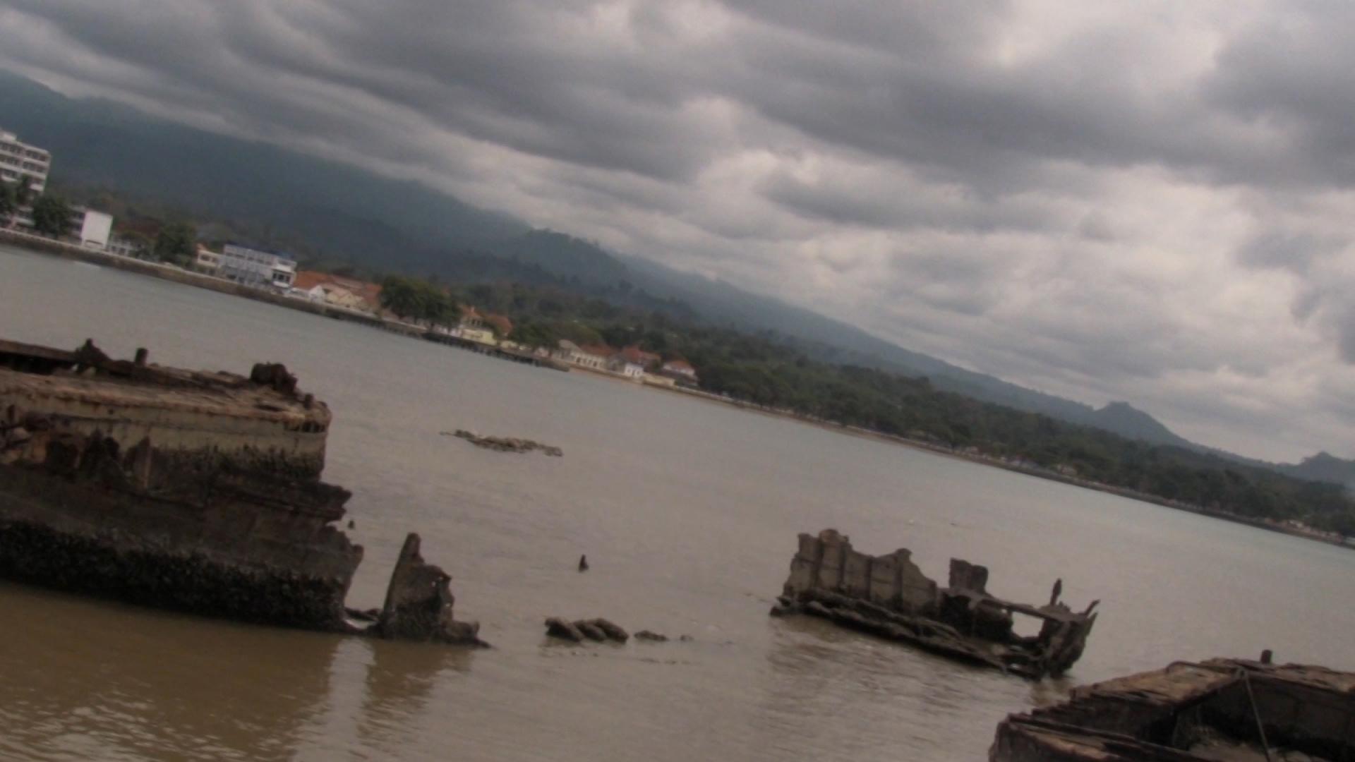 Silvia Zayas, <em>Pêro Escobar vs. Elvis Presley</em>, del proyecto <em>São Tomé Revisitado</em>, 2012.