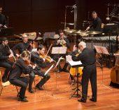 Sinfonietta de la Escuela de Música Reina Sofía.