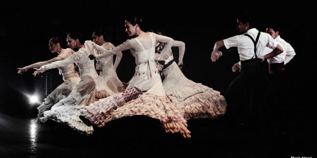 Tierra, flamenco y voz, de Ángel Manarre.