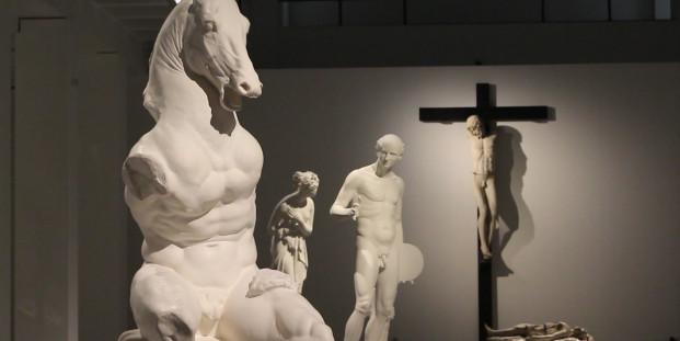 Exposición 'Mateo Maté. Canon'. Foto: Jaime Diarte.