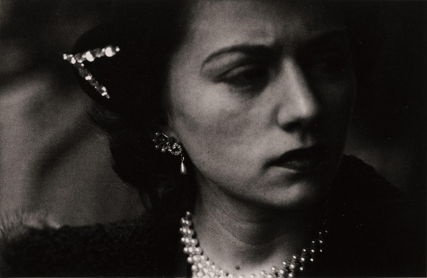 Harry Callahan, Chicago (Mujeres ensimismadas), 1950. Colecciones Fundación MAPFRE. © The Estate of Harry Callahan, cortesía de Pace/MacGill Gallery, New York.