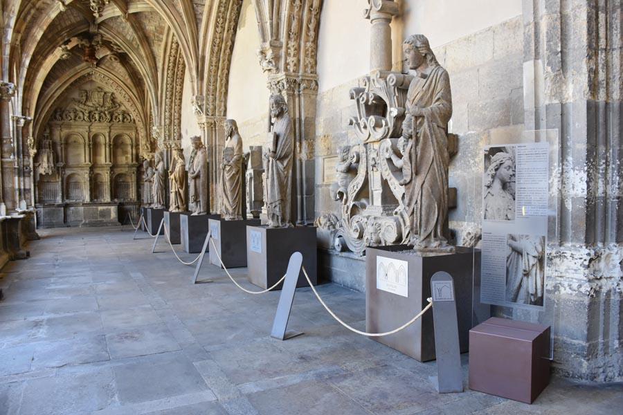 El sueño de la luz. Catedral de León.