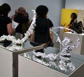Exposición 'Grasping a Concept is Mastering the Use of a Form', de Beatriz Ortega Botas. Foto: Sonia Aguilera.