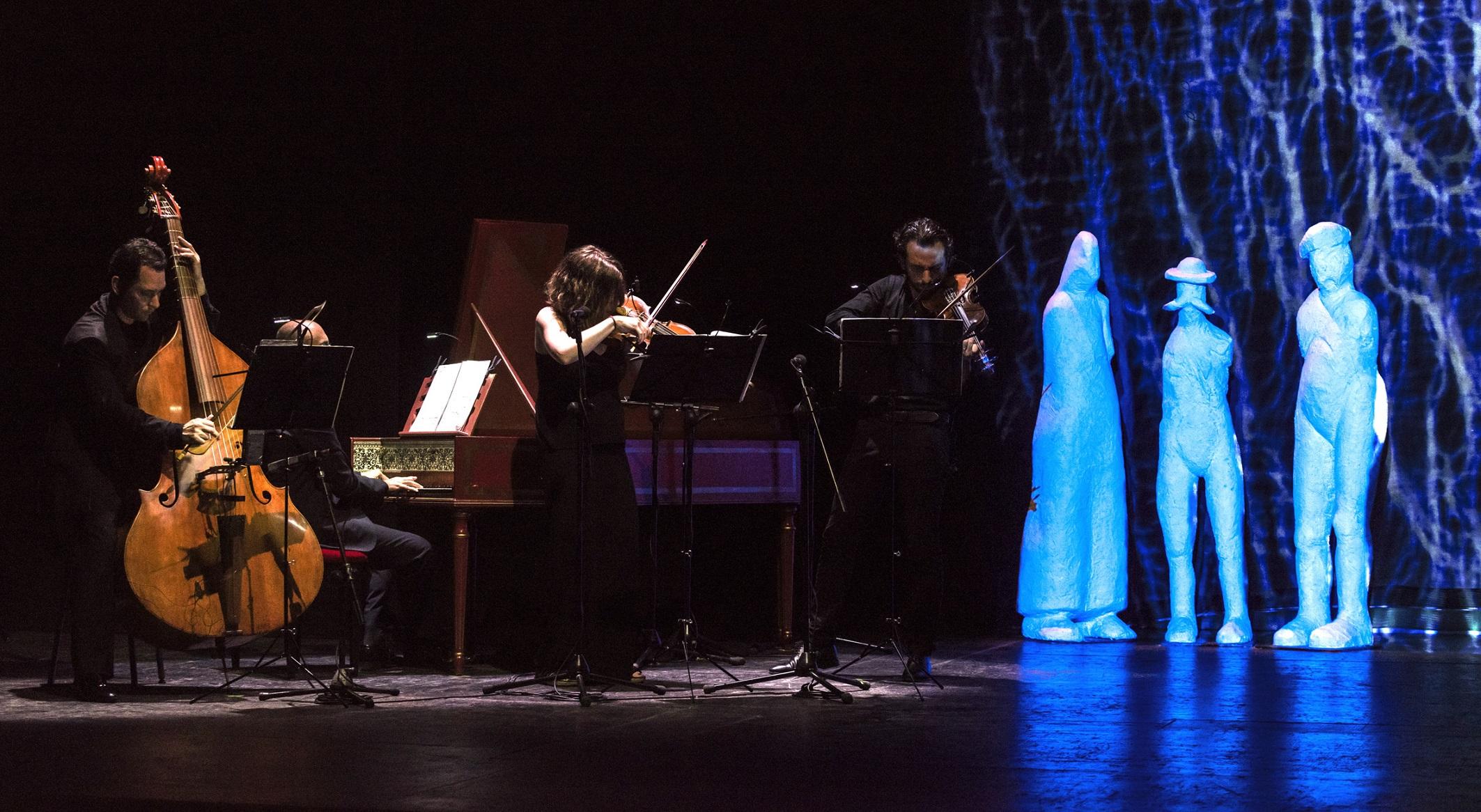 Free Bach 212, de La Fura dels Baus.