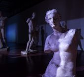 Exposición 'Guía Nocturna de Museos', de Fernando Maquieira.