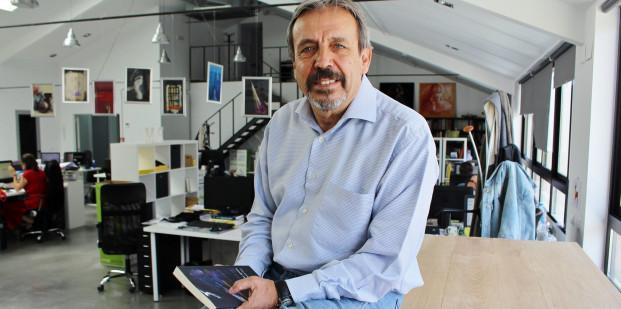 Javier López Iglesias. Foto: Sonia Aguilera.
