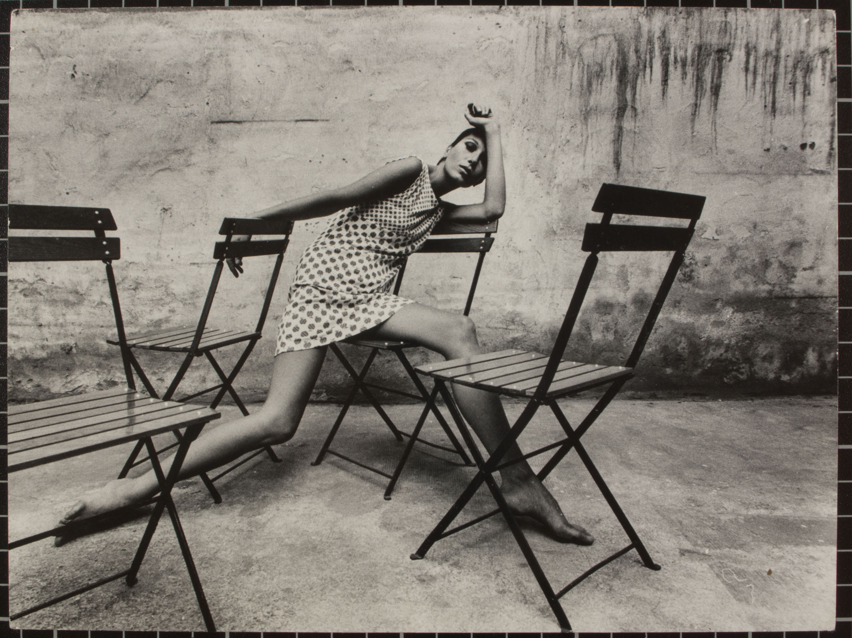 Oriol Maspons. Elsa Peretti, 1966.