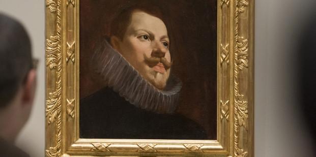 Retrato de Felipe III de Velázquez. Foto: Museo Nacional del Prado.