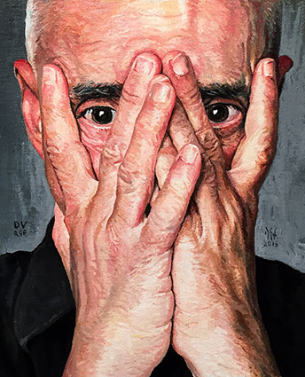 Roberto González Fernández. Serie Doblemente vigilados.