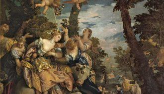 Veronés. Venus y Adonis, h. 1580.