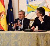El ministro de Educación, Cultura y Deporte, Íñigo Méndez de Vigo, y el de Fomento, Íñigo de la Serna.