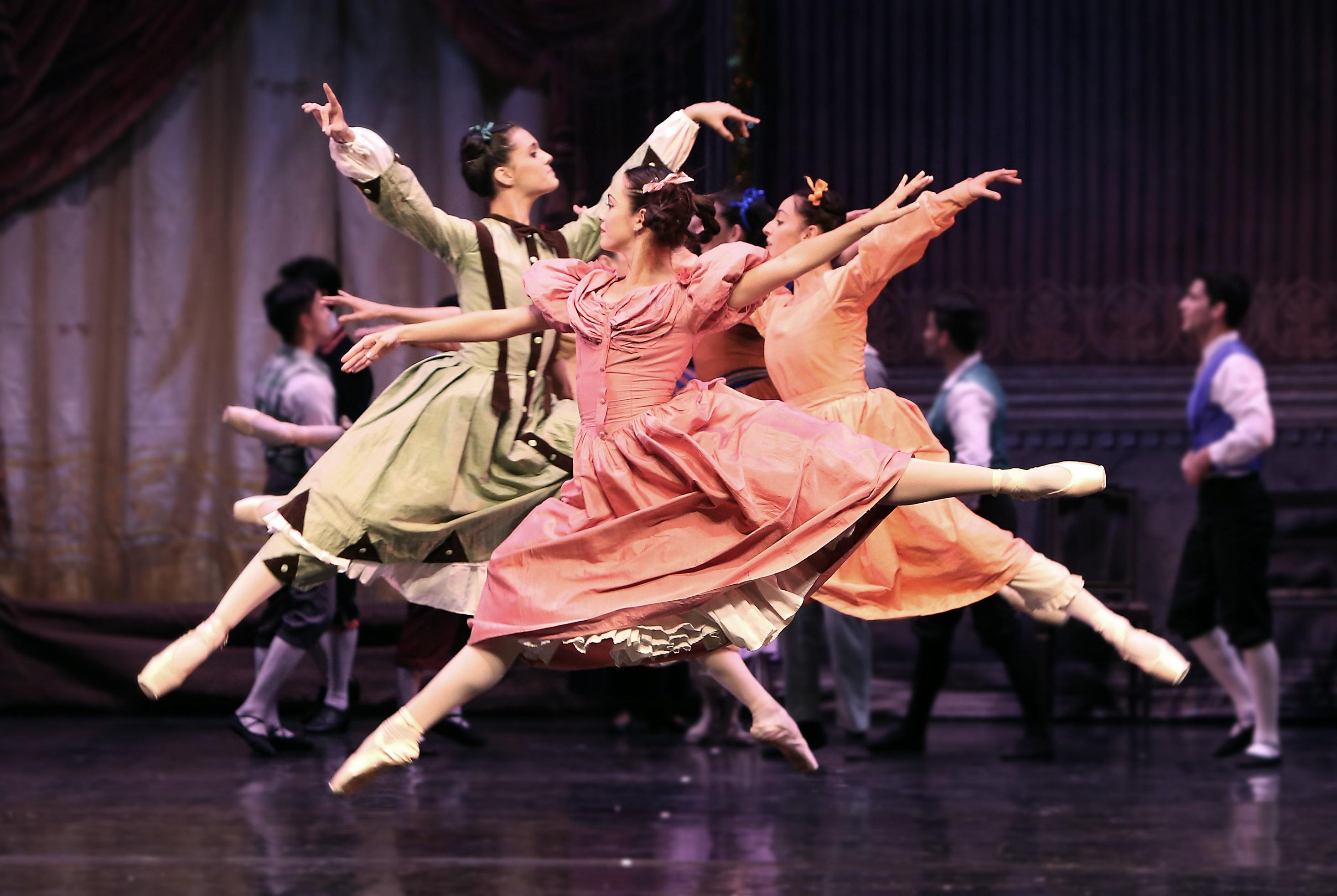 Ballet Nacional de Cuba.