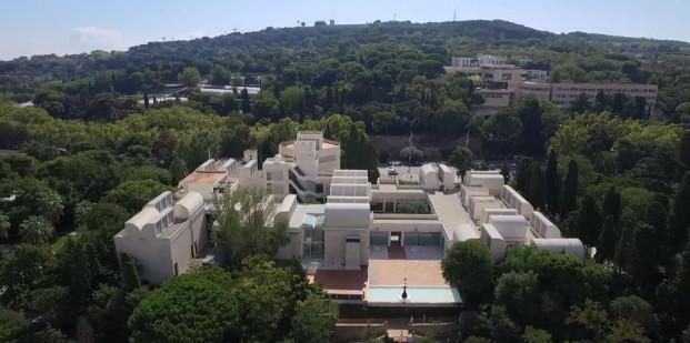 Fundació Joan Miró.