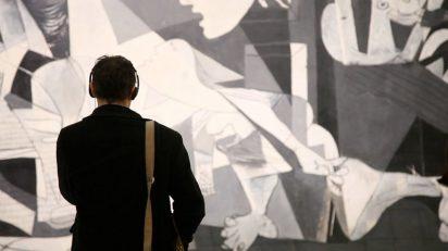Guillermo Peydró. Las variaciones Guernica. Película, 2012.