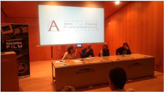 Academia de Cine Gobierno de Navarra