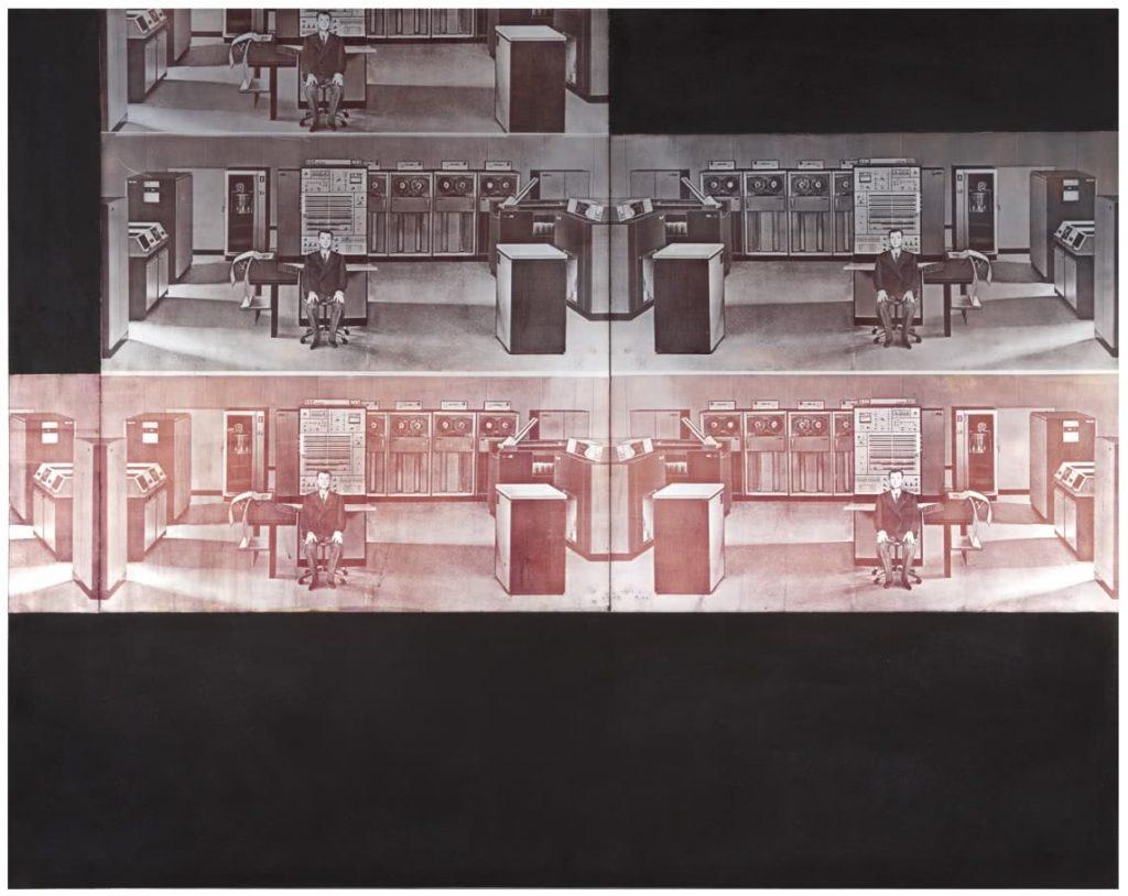 Anzo. Aislamiento 29, 1968.