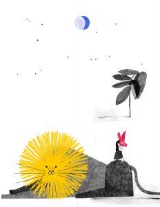 Ilustración de Amanda Mijangos.