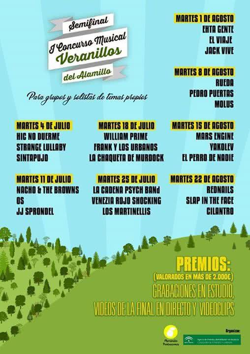 Concurso Musical Veranillos del Alamillo