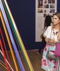 Exposición 'América en su Casa: 25 años'.