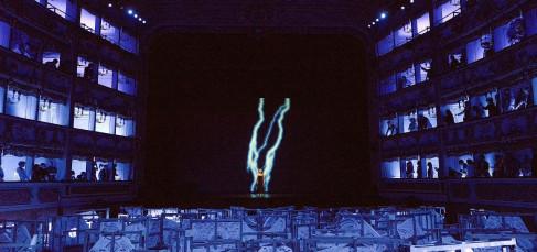 Fenix DNA. Teatro La Fenice, Venecia. Foto: Michele Crosera.