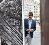 Exposición 'Sebastião Salgado. Génesis. Arte en la calle', en San Sebastián.